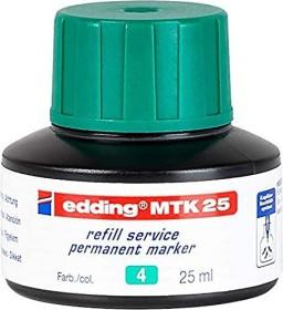 edding MTK25 Permanentmarker Nachfülltinte grün (MTK25-004)