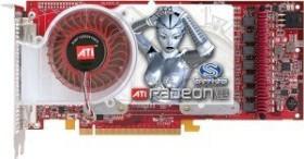 Sapphire Radeon X1950 XT, 512MB DDR3, 2x DVI, ViVo, bulk/lite retail (11097-00-10/-20)