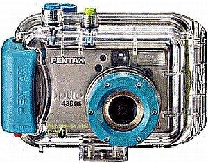 Pentax O-WP1 underwater case