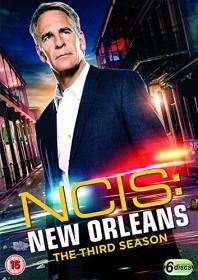 NCIS New Orleans Season 3 (DVD) (UK)