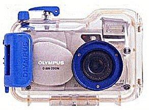 Olympus PT-009 underwater case