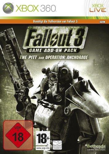 Fallout 3 - Add-on Pack 1 (deutsch) (Xbox 360) -- via Amazon Partnerprogramm