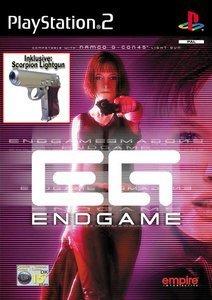 Endgame + Scorpion Lightgun (deutsch) (PS2)