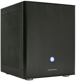 Cooltek Coolcube schwarz, Mini-ITX (600045960)