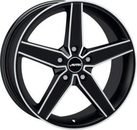 Autec type D Delano 7.5x17 5/114.3 black (various types)
