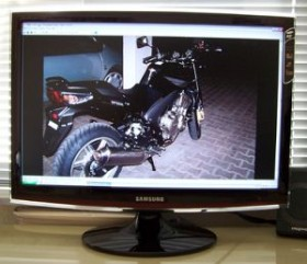 """Samsung SyncMaster T220, 22"""" (LS22TWHSUVEN)"""