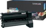 Lexmark Toner C7702CH cyan high capacity