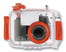 Olympus PT-015 underwater case (N1282392)