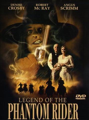 Legend of the Phantom Rider -- via Amazon Partnerprogramm