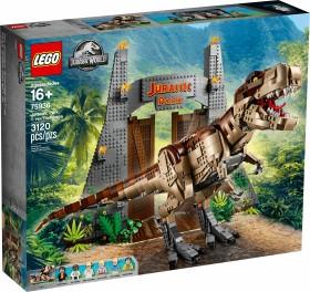 LEGO Jurassic World - Jurassic Park: T. Rex' Verwüstung (75936)