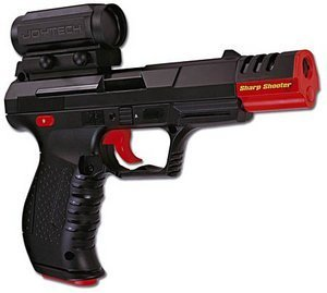Joytech Sharp Shooter 100 Hz Lightgun (Xbox)