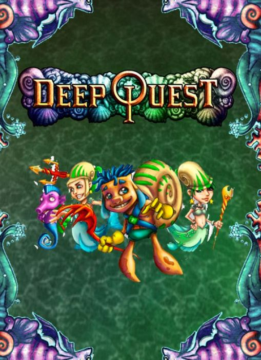 Deep Quest - Kampf im Korallenriff (deutsch) (PC)