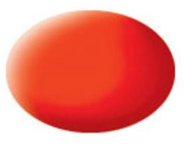 Revell Aqua Color leuchtorange, matt, 18ml (36125)