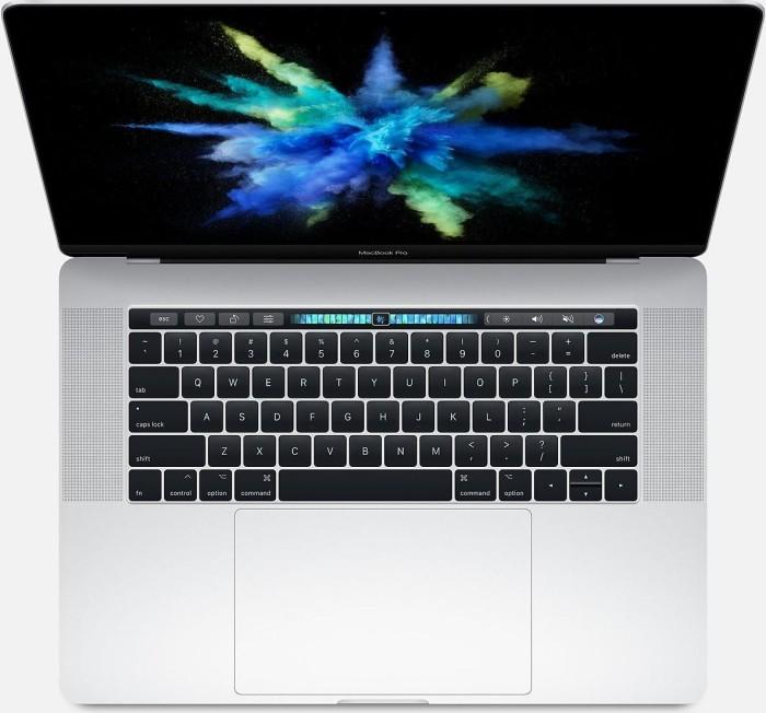 """Apple MacBook Pro 15.4"""", Core i7-7700HQ, 16GB RAM, 1TB SSD, Radeon Pro 560, srebrny (Z0UD) [2017]"""