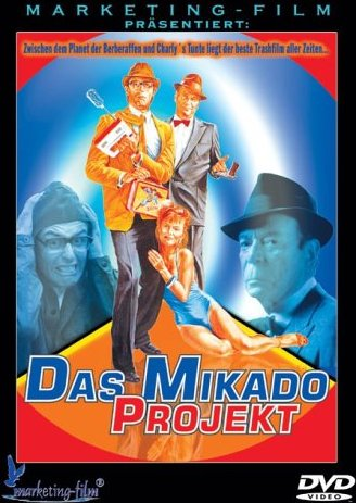 Das Mikado Projekt - In geheimer Passion -- via Amazon Partnerprogramm