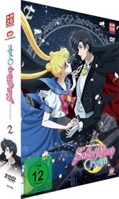 Sailor Moon Crystal Vol. 2