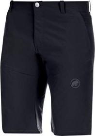 Mammut Runbold Hose kurz schwarz (Herren) (1023-00170-0001)