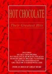 Hot Chocolate - Their Greatest Hits -- via Amazon Partnerprogramm