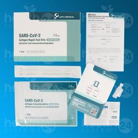 Lepu Medical NASOCHECK comfort SARS-CoV-2 Antigen Schnelltest, 1 Stück
