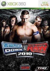 WWE Smackdown! vs. Raw 2010 (deutsch) (Xbox 360)