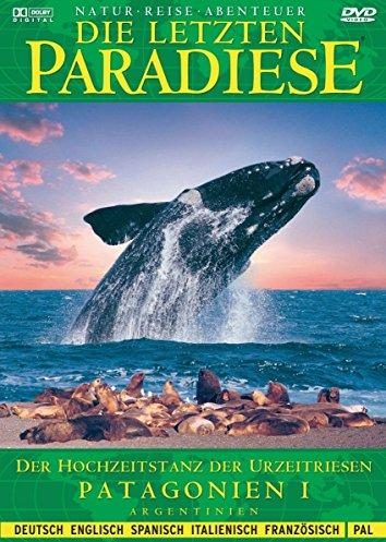Die letzten Paradiese Vol. 1: Patagonien -- via Amazon Partnerprogramm