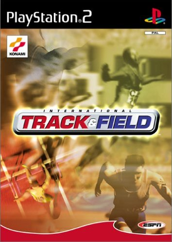 ESPN International TRACK & FIELD (niemiecki) (PS2) -- via Amazon Partnerprogramm