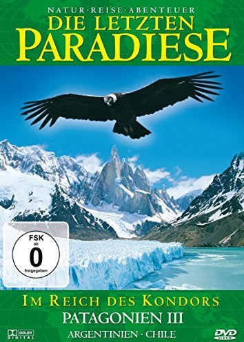Die letzten Paradiese Vol. 3: Patagonien -- via Amazon Partnerprogramm