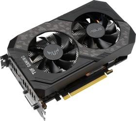 ASUS TUF Gaming GeForce GTX 1660 Ti Top Evo, TUF-GTX1660TI-T6G-EVO-GAMING, 6GB GDDR6, DVI, 2x HDMI, DP (90YV0CT9-M0NA00)
