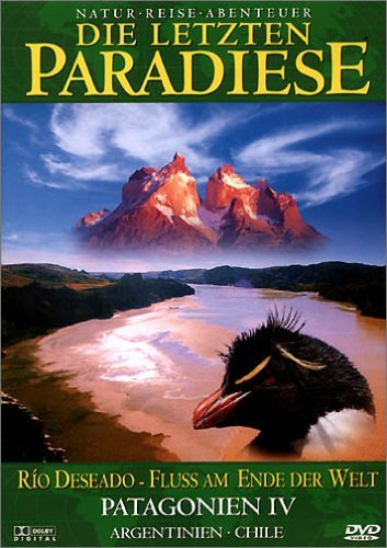 Die letzten Paradiese Vol.  4: Patagonien -- via Amazon Partnerprogramm