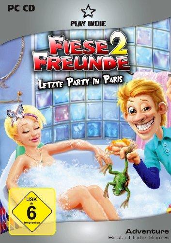 Play Indie - Fiese Freunde 2: Letzte Party in Paris (deutsch) (PC) -- via Amazon Partnerprogramm