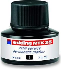 edding MTK25 Permanentmarker Nachfülltinte schwarz (MTK25-001)