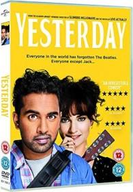 Yesterday (2019) (DVD)