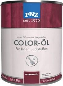 PNZ Coloröl Natur-Holzfarbe Holzschutzmittel kalkweiß, 2.5l