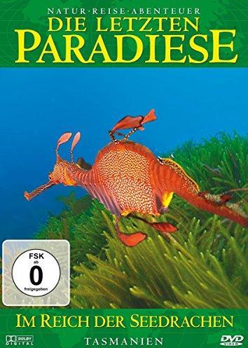 Die letzten Paradiese Vol. 12: Tasmanien - Im Reich der Seedrachen -- via Amazon Partnerprogramm