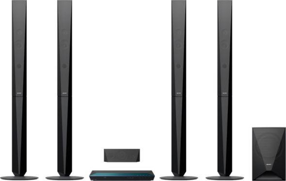 Sony BDV-E6100 schwarz