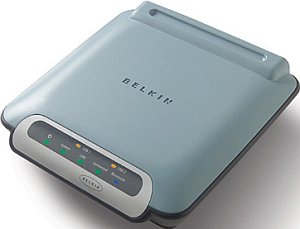 Belkin Access Point/Print Server, Bluetooth, USB 1.1 (F8T030)