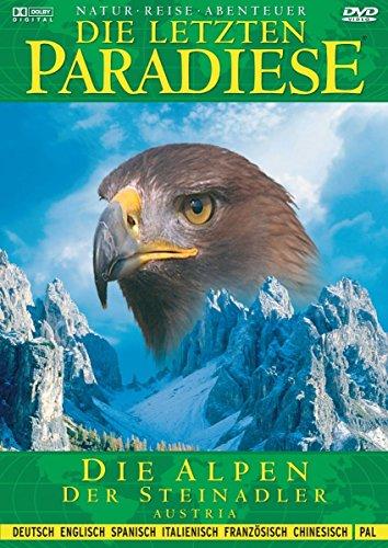 Die letzten Paradiese Vol. 14: Austria - Die Alpen, Der Steinadler -- via Amazon Partnerprogramm