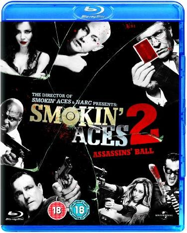 Smokin' Aces 2 - Assassins' Ball (Blu-ray) (UK) -- via Amazon Partnerprogramm
