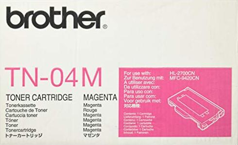 Brother TN-04M Toner magenta -- via Amazon Partnerprogramm