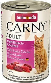 animonda Carny Multi-Fleischcocktail 2.4kg (6x400g)