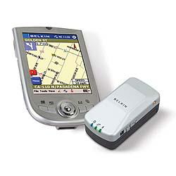 Belkin F8T051 Bluetooth GPS Navigation System