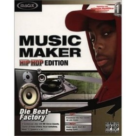 Magix Music Maker - Hip Hop Edition (deutsch) (PC)