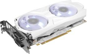 KFA² GeForce GTX 1050 Ti EXOC White, 4GB GDDR5, 2x DVI, HDMI, DP (50IQH8DVP1WK)