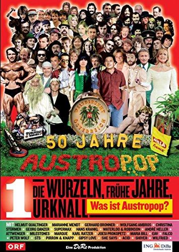 50 Jahre Austro Pop - Folge 1 -- via Amazon Partnerprogramm