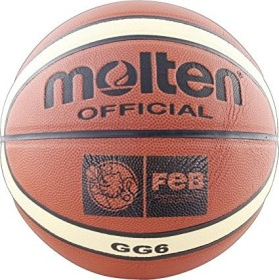Molten BGG6 competition-Basketball