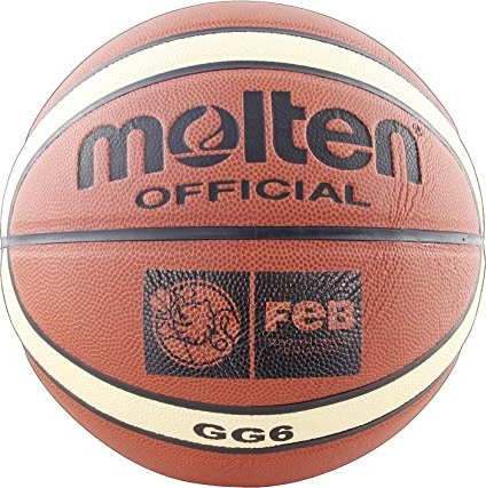 Molten BGG6 Wettspiel-Basketball -- via Amazon Partnerprogramm