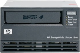 HP StoreEver LTO-4 Ultrium 1840 SCSI intern Kit (EH853A/EH853B)