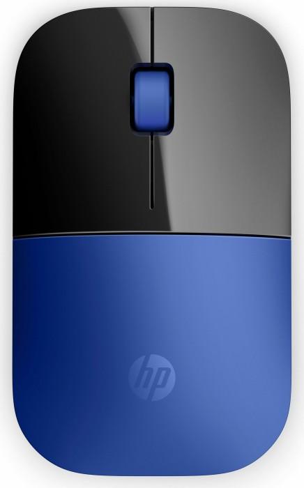 HP Z3700 Wireless Mouse blau, USB (V0L81AA-ABB)