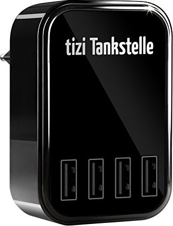Equinux tizi Tankstelle Eco 4-Port (EQ21426-FBA) -- via Amazon Partnerprogramm