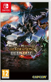 Monster Hunter: Generations Ultimate (Switch)
